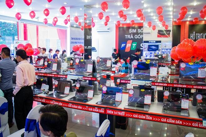 Thế Giới Di Động, FPT Retail đâu chỉ bán lẻ điện thoại hàng đầu