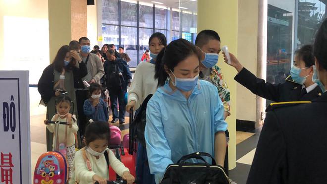 Hơn 7.000 khách Trung Quốc nhập cảnh vào Quảng Ninh trong 4 ngày tết