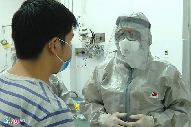 Bệnh nhân cách ly ở Bệnh viện Chợ Rẫy vẫn dương tính với virus corona