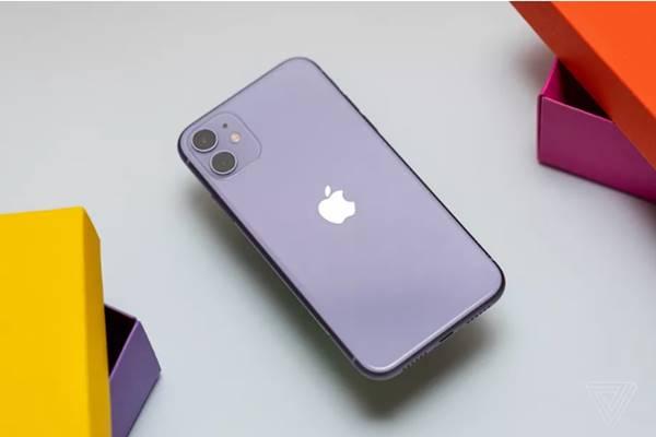 iPhone 11 và AirPods giúp Apple đạt cột mốc doanh thu mới