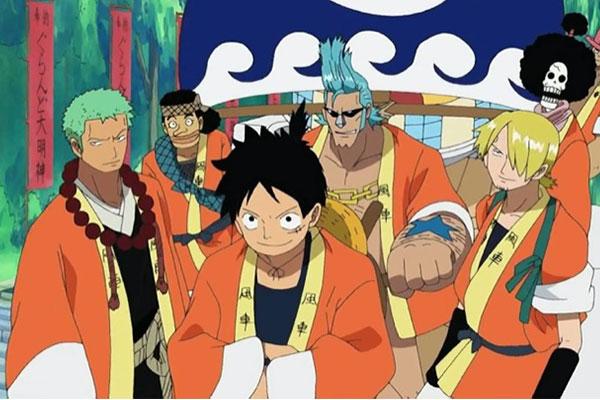 Netflix công bố sản xuất One Piece phiên bản live-action