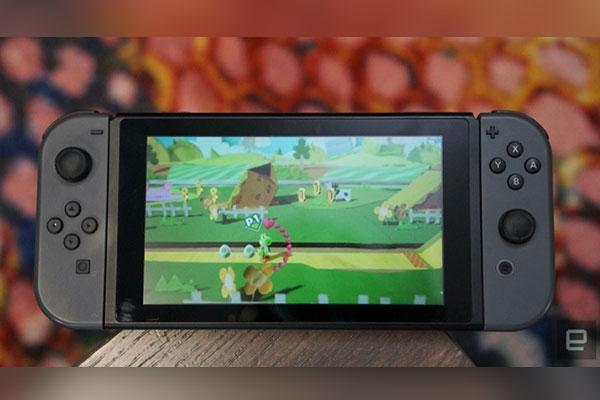 Nintendo sẽ không ra mắt máy Switch mới trong năm 2020