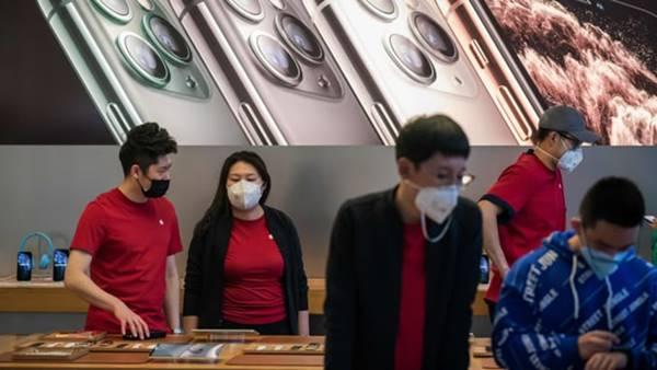 Doanh thu 1 triệu iPhone của Apple có thể bị ảnh hưởng vì virus corona