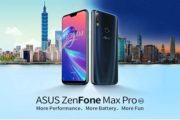 Asus Zenfone Max Pro M1 và Max Pro M2 vẫn sẽ được lên đời Android 10