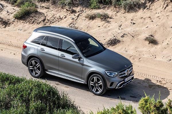 Mercedes-Benz GLC 2020 lắp ráp trong nước sắp ra mắt tại Việt Nam