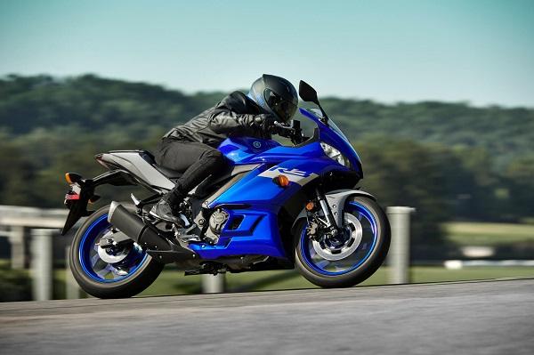 Yamaha R3 2020 tại Việt Nam từ 129 triệu đồng
