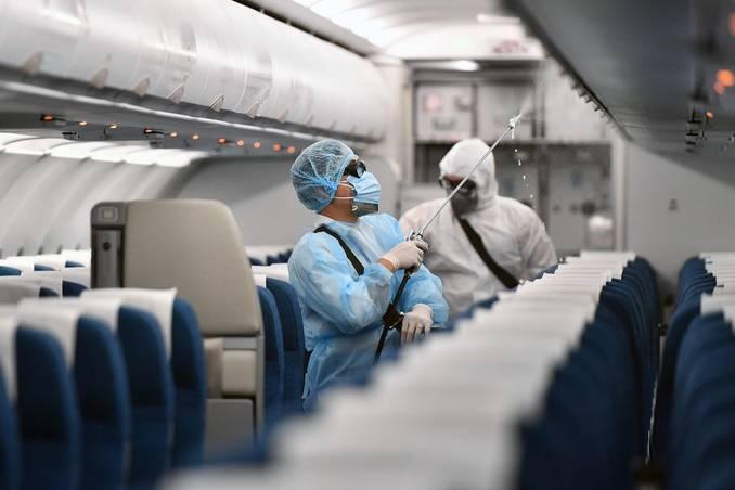 Phát hiện 1 du khách Trung Quốc nhiễm virus Corona mới đến Nha Trang và đi Vietnam Airlines
