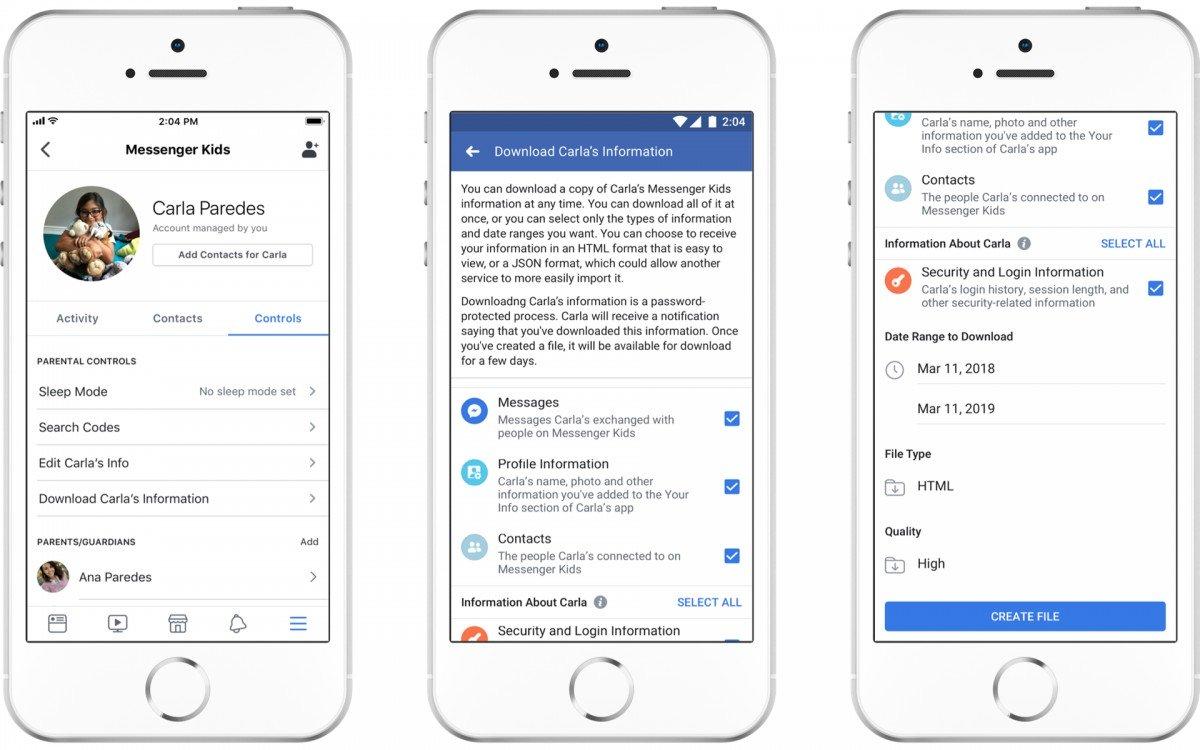 Facebook ra mắt thêm tính năng mới cho nền tảng nhắn tin Messenger Kids giúp bảo vệ trẻ em tốt hơn | Facebook đã ra mắt ứng dụng nhắn tin Messenger Kids kể từ năm 2017 nhằm giúp trẻ nhỏ — những người còn quá nhỏ để sở hữu một tài khoản Facebook riêng (cụ thể là dưới 13 tuổi) — có thể nhắn tin với bạn bè và gia đình dưới sự giám sát của cha mẹ.  Hôm 4/2 vừa qua, công ty công nghệ Mỹ tiếp tục bổ sung thêm một loạt tính năng mới để giúp phụ huynh kiểm soát tốt hơn những hoạt động mà cô bé (hoặc cậu bé) của họ có thể làm trên ứng dụng Messenger Kids. Đối với những bạn nhỏ mới dùng, cha mẹ có thể xem được rất nhiều thông tin có liên quan đến các hoạt động nhắn tin,