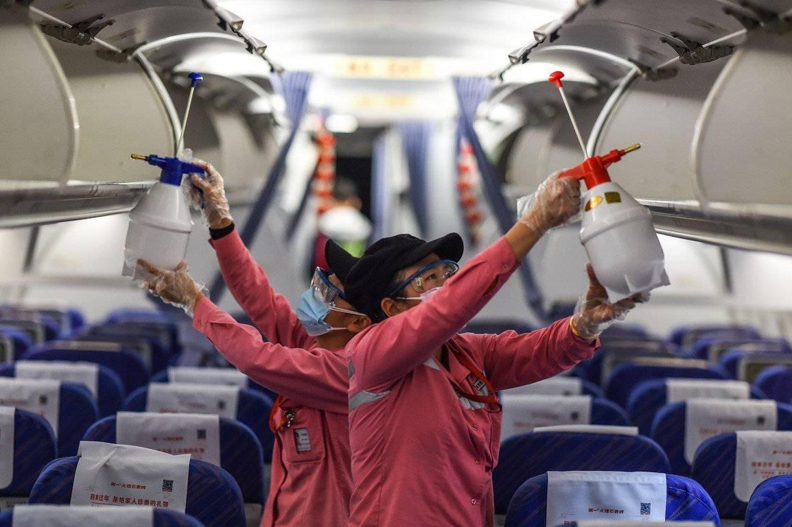 Hàng loạt hãng hàng không của Trung Quốc cho phi công nước ngoài nghỉ phép không lương