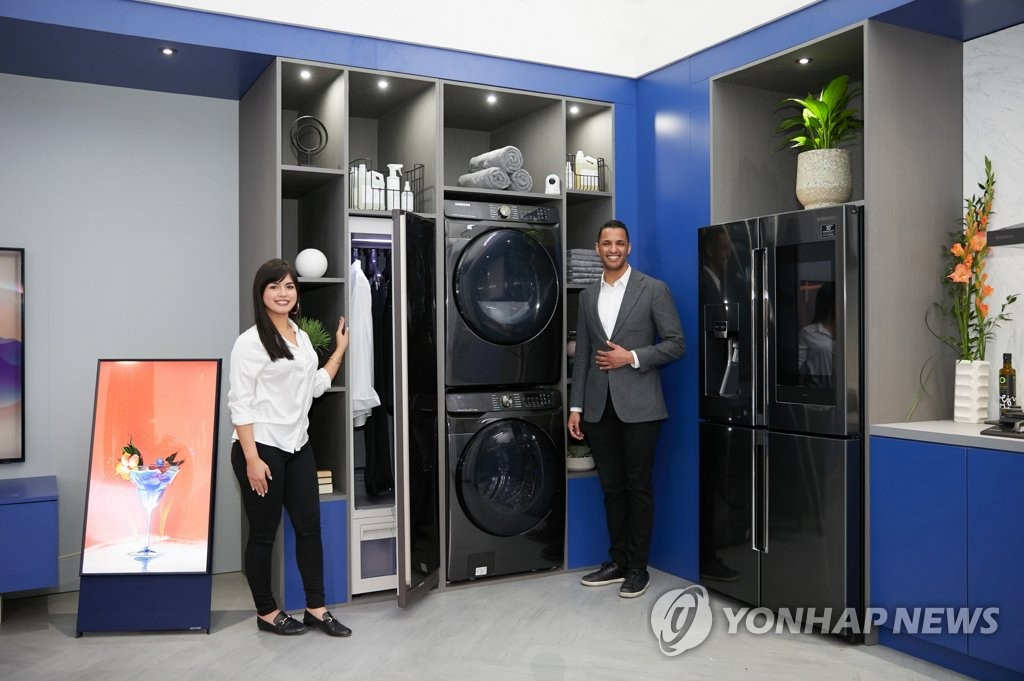 Đồ gia dụng Samsung bán chạy nhất ở Mỹ 4 năm liên tiếp
