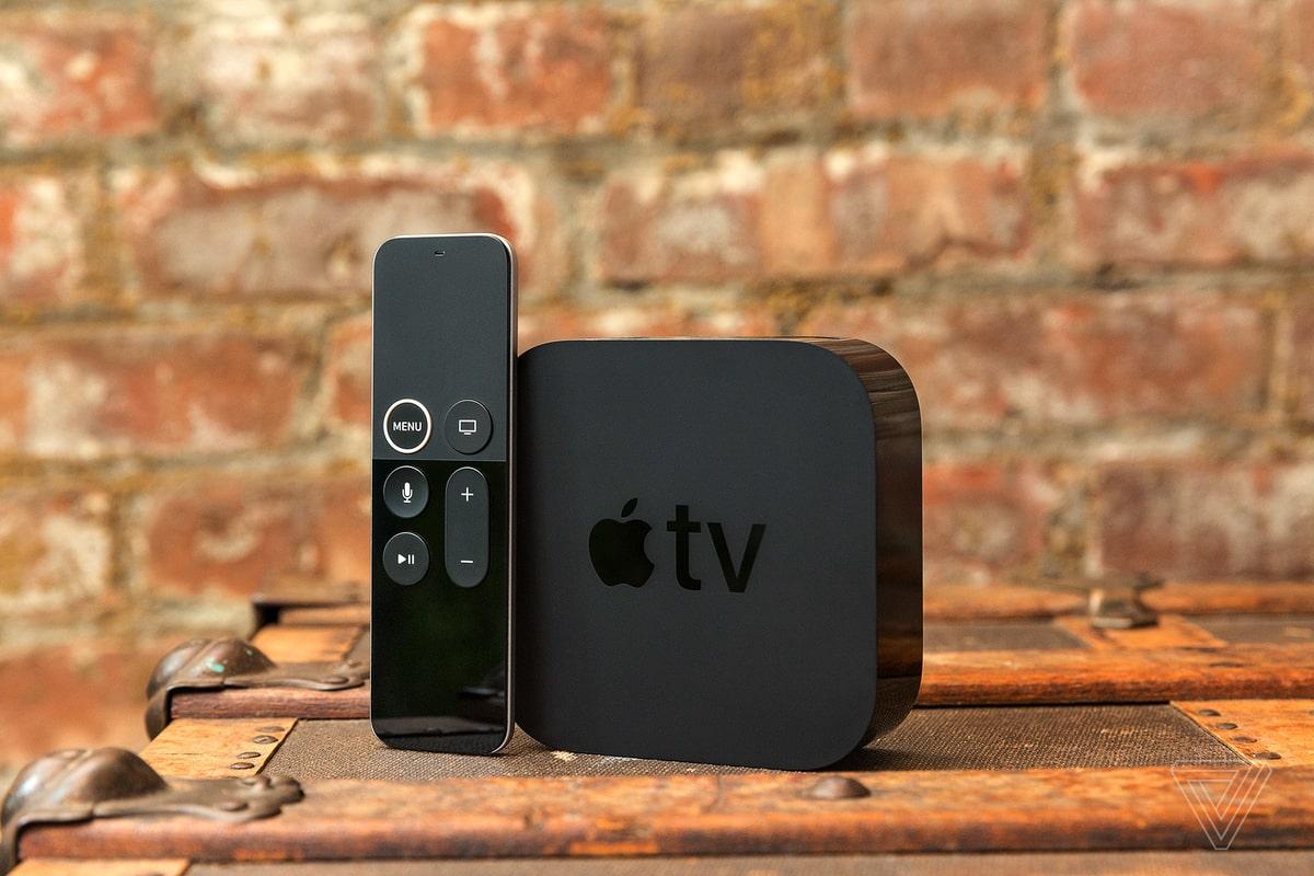 Apple có thể sắp ra mắt một mẫu Apple TV mới