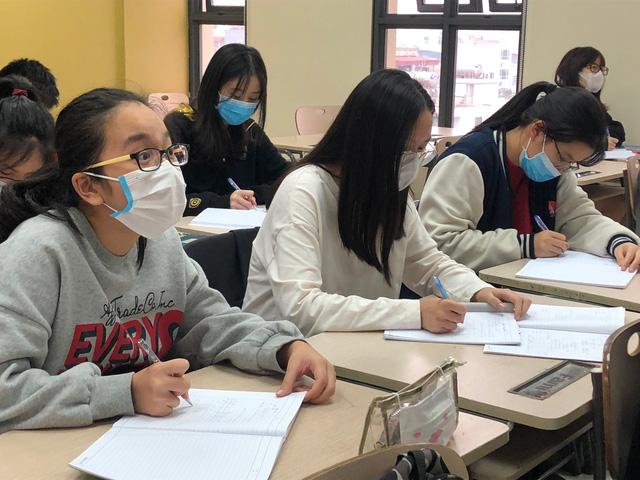 Học sinh Hà Nội được nghỉ thêm một tuần tránh virus corona