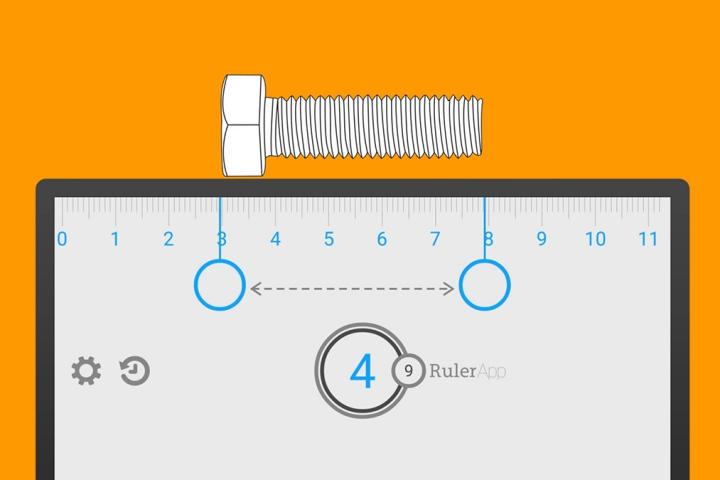 Cách đo mọi thứ từ độ cao, khoảng cách, tốc độ, cân nặng... bằng smartphone