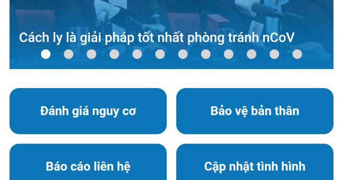 Viettel xây dựng App Sức khỏe Việt Nam - Ứng dụng thông tin chính thức của Bộ Y tế về dịch Corona