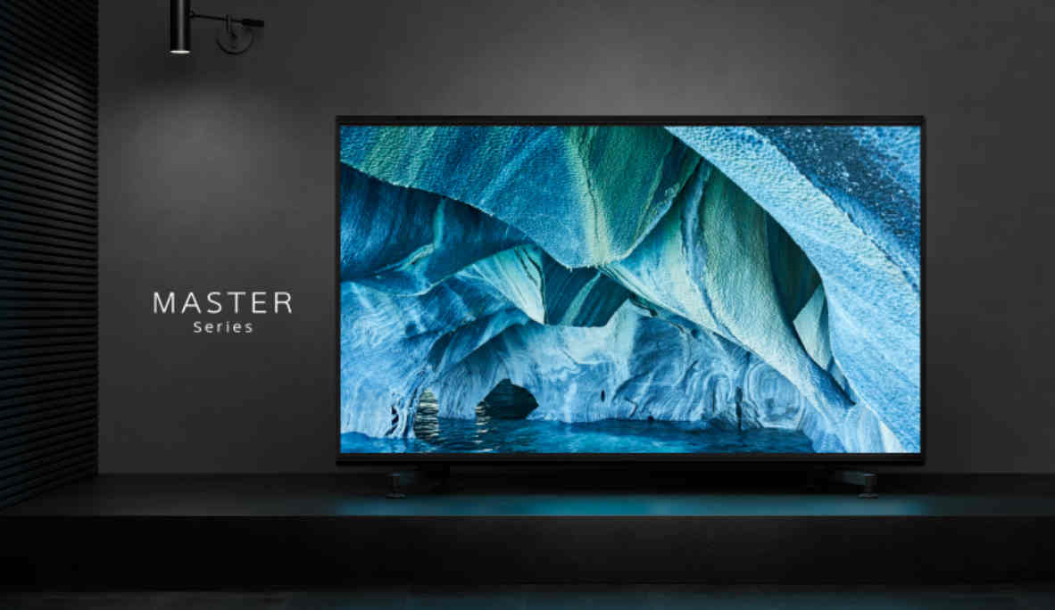 Sony âm thầm ra mắt TV 8K giá hơn 400 triệu đồng