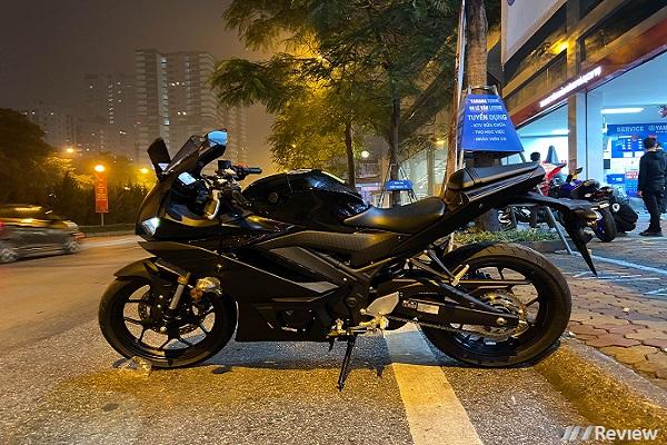 """""""Ngắm nhanh"""" Yamaha R3 2020 đầu tiên tại Hà Nội"""