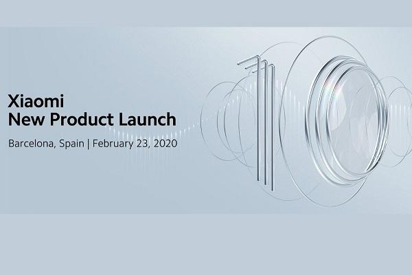 Xiaomi Mi 10 sẽ chính thức được trình làng vào ngày 23/2 tại Barcelona