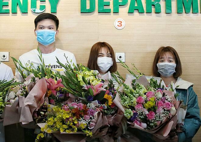 Thêm ba bệnh nhân Việt Nam nhiễm viêm virus corona được xuất viện