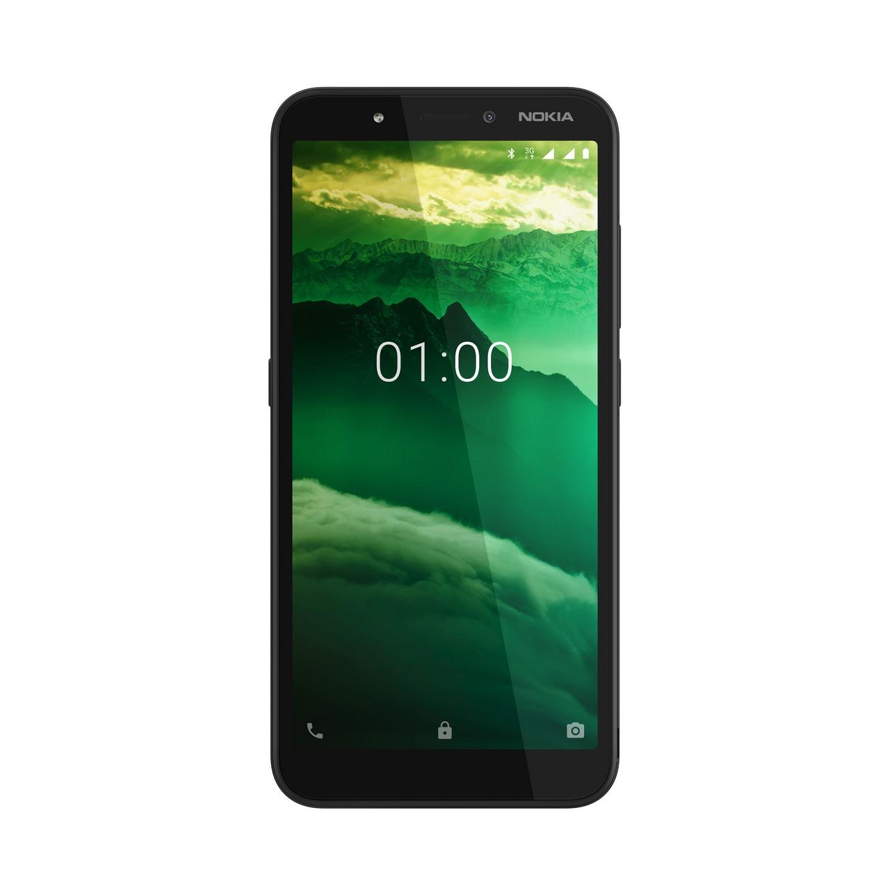 """Nokia ra mắt smartphone C1 cho người mới chuyển lên từ điện thoại """"cục gạch"""", giá 1,4 triệu đồng tại Việt Nam"""