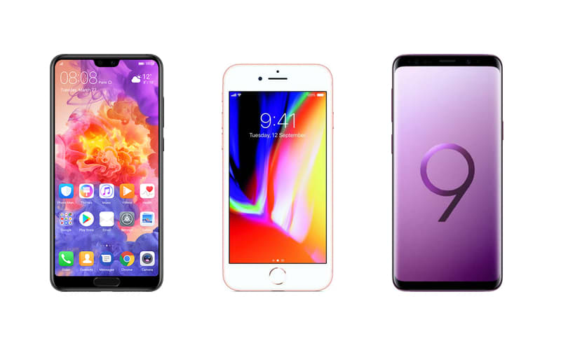 Samsung đang bị Apple và Huawei chèn ép như thế nào?