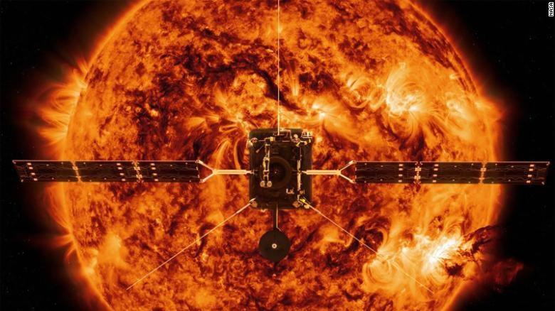 Mỹ phóng tàu thăm dò Mặt Trời, đi tìm bí mật tỷ năm