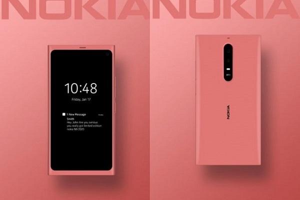 Đây có thể sẽ là Nokia N9 (2020) mới của HMD Global