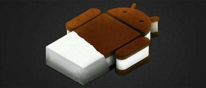 5 smartphone Ice Cream Sandwich đáng thèm muốn nhất