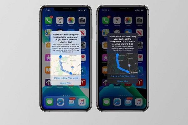 Tại sao iPhone của bạn liên tục hỏi về việc ngầm sử dụng dữ liệu vị trí?