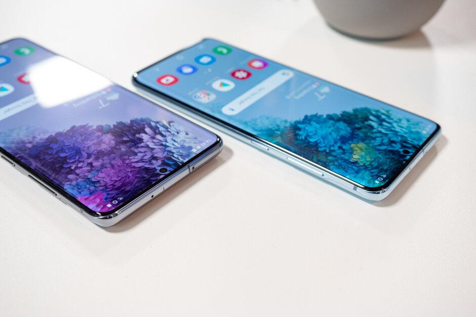 Đọ cấu hình Galaxy S20 với iPhone 11, Galaxy Note 10