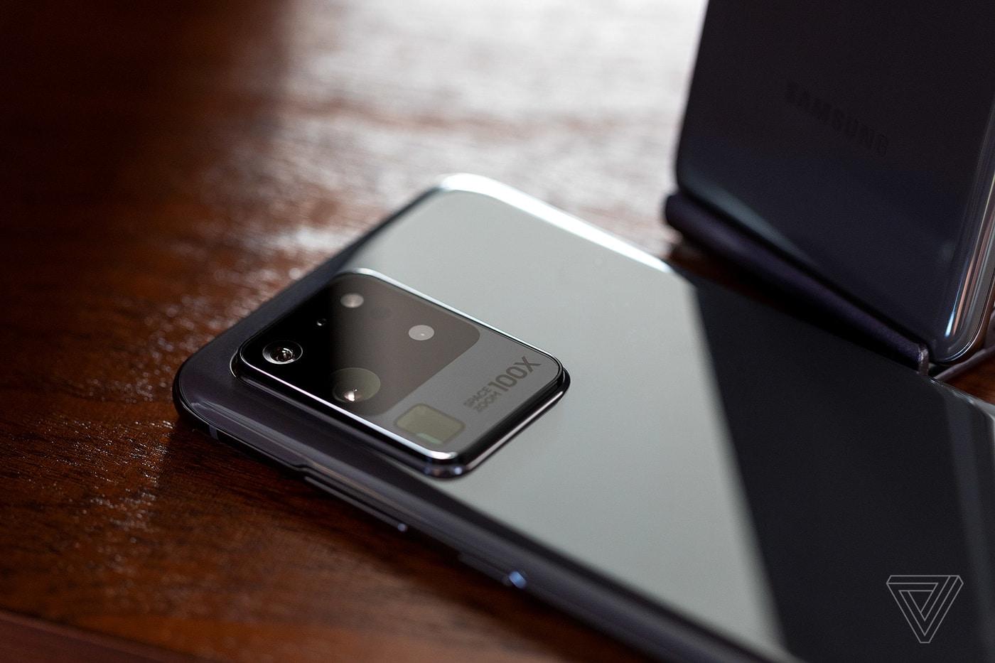 Galaxy S20 sẽ là những mẫu điện thoại đầu tiên của Samsung hỗ trợ quay video độ phân giải 8K