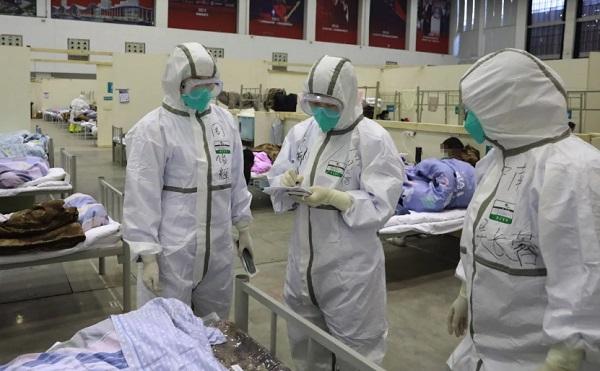 Ít nhất 500 nhân viên y tế Vũ Hán bị nhiễm virus corona