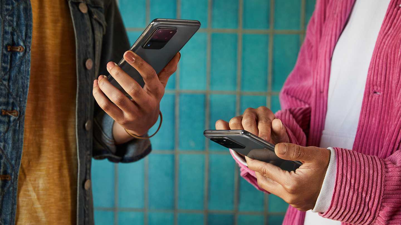 Samsung đưa tính năng chia sẻ file nhanh tương tự AirDrop lên Galaxy S20 | Tính năng chia sẻ file nhanh có tên