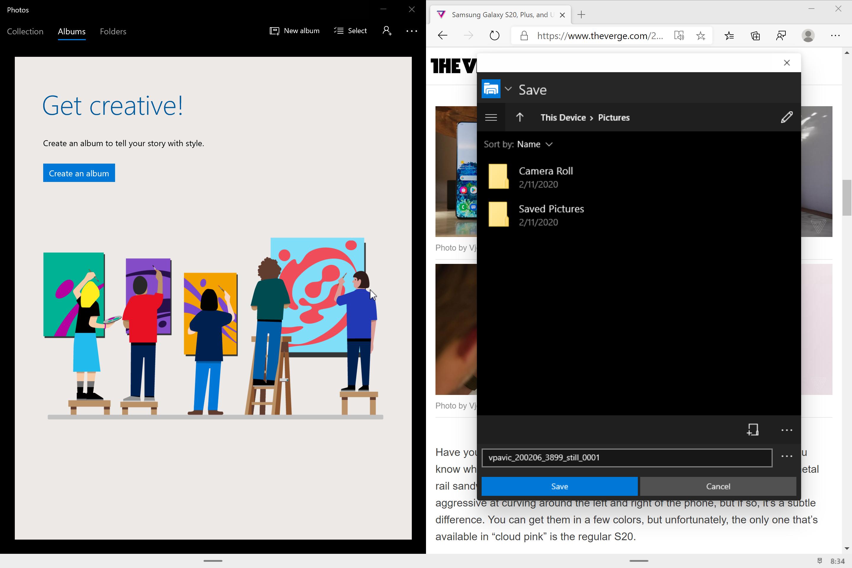 Trên tay hệ điều hành Windows 10X: nỗ lực của Microsoft nhằm