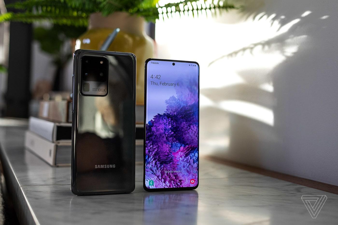 Quay video độ phân giải 8K trên Samsung Galaxy S20 có thể tốn đến 600MB dung lượng lưu trữ mỗi phút | Hãy chọn mua phiên bản Galaxy S20 có bộ nhớ lưu trữ lớn hoặc chuẩn bị