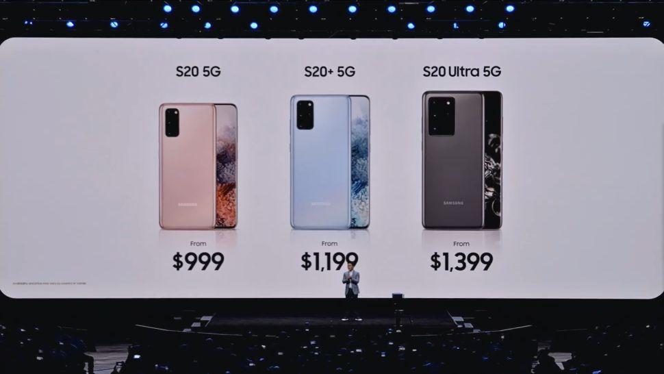 8 điều chúng ta học được từ sự kiện Samsung Galaxy Unpacked 2020