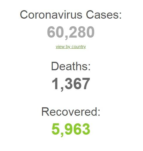 Số người nhiễm Covid-19 ở Hồ Bắc tăng vọt gấp 10 lần, gần 15.000 người chỉ riêng hôm qua