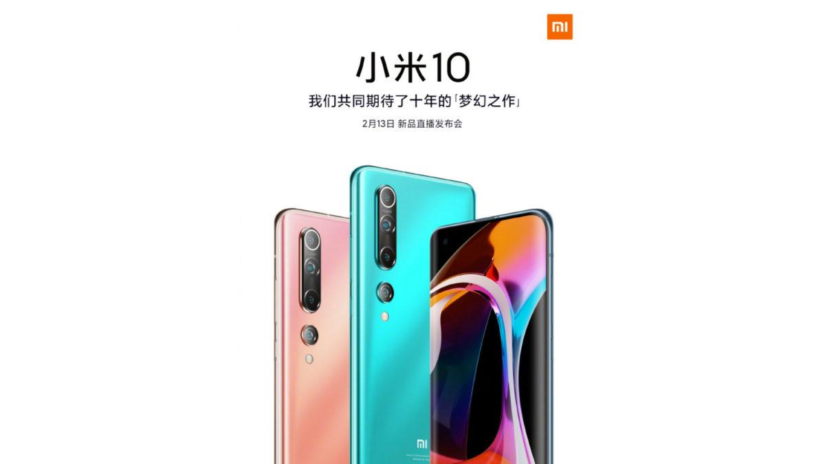 Xiaomi Mi 10 chính thức được công bố: Snapdragon 865, quay video 8K, giá dưới 600 USD