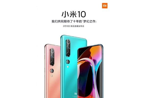 Xiaomi Mi 10 chính thức được công bố: Snapdragon 865, quay video 8K, giá khoảng 13 triệu đồng