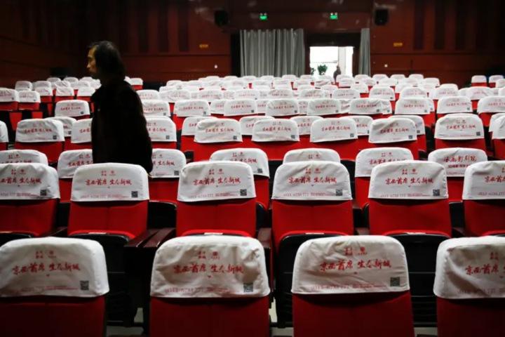 Virus Corona Vũ Hán khiến ngành công nghiệp chiếu bóng Trung Quốc mất 1 tỷ USD doanh thu