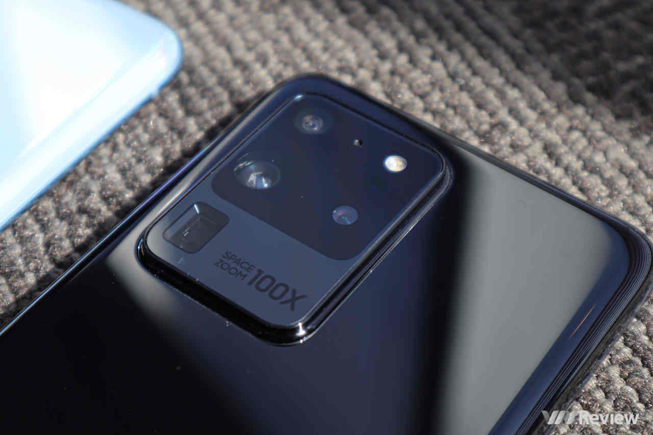 Để có camera 108MP, Samsung đã hy sinh tính năng quay siêu chậm 960fps trên Galaxy S20 Ultra