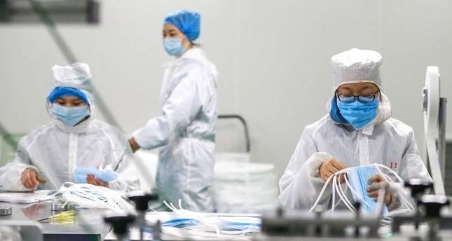 700 công ty công nghệ tại Trung Quốc tham gia vào sản xuất khẩu trang
