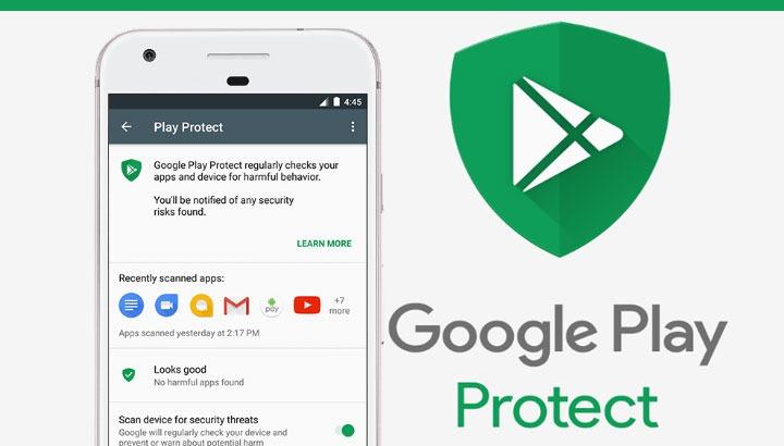 Play Protect đã chặn 1,9 tỉ lượt cài malware từ những nguồn không phải của Google trong năm ngoái