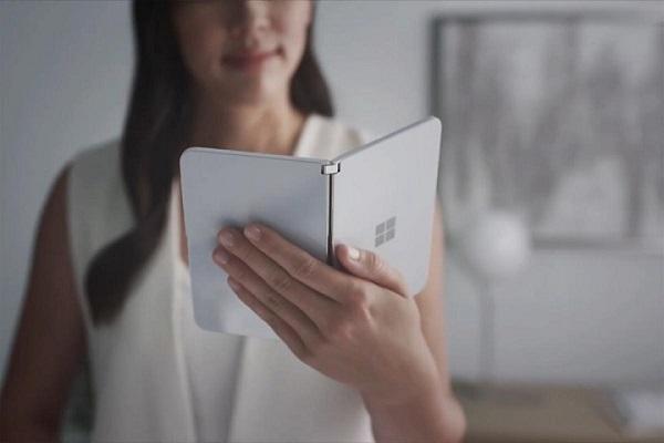 Mời tải về nhạc chuông chính thức của Surface Duo, smartphone Android đầu tiên của Microsoft