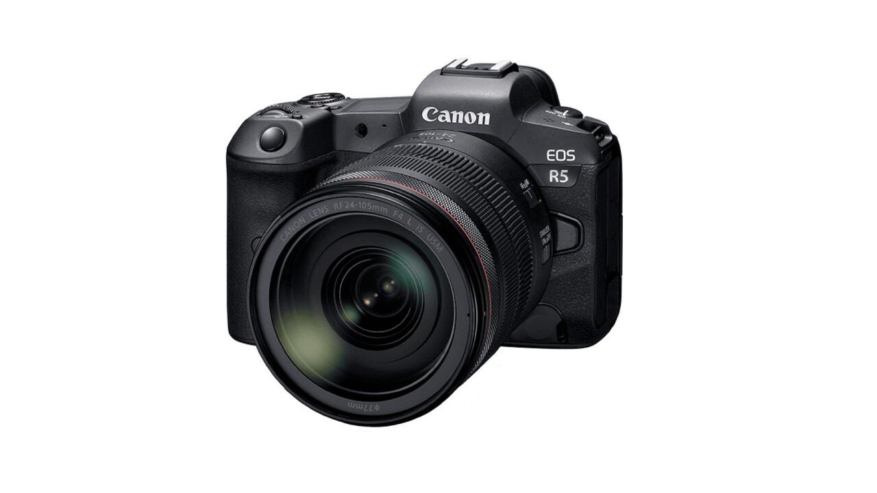 Canon tiết lộ thông tin EOS R5, khắc phục các vấn đề lớn có trên phiên bản ban đầu