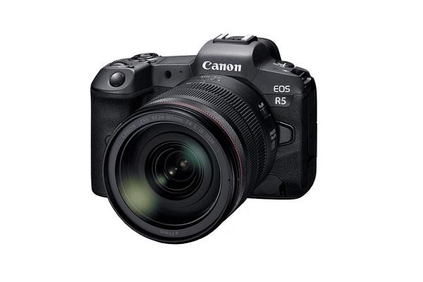 Canon tiết lộ thông tin EOS R5, khắc phục các vấn đề lớn có trên phiên bản đời đầu