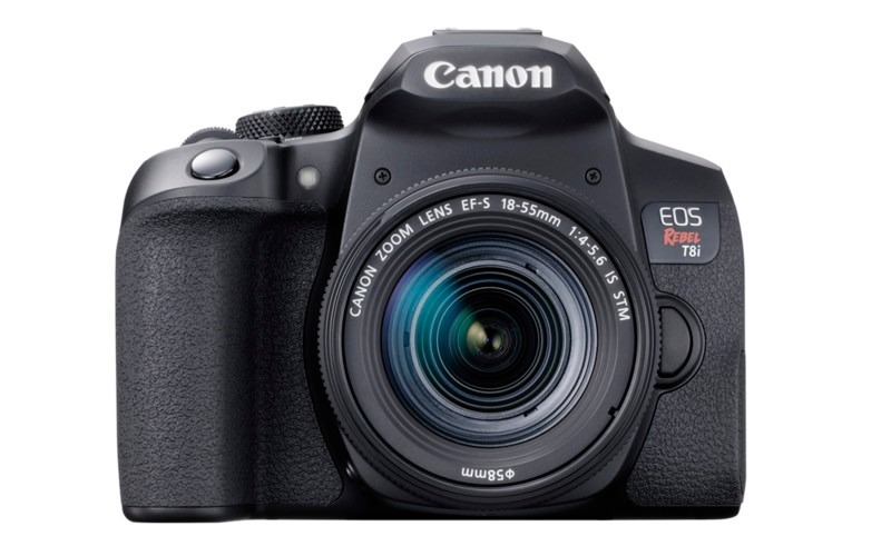 Canon ra mắt chiếc máy DSLR EOS 850D/Rebel T8i, có hỗ trợ Eye AF và quay video dọc