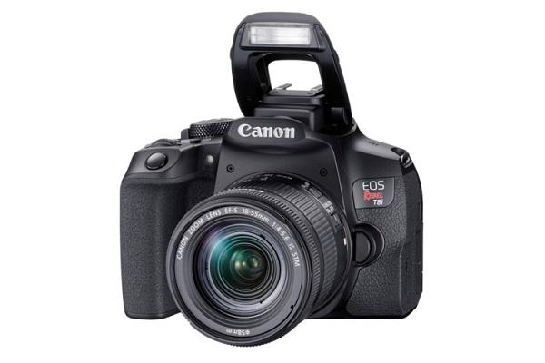 Canon ra mắt DSLR EOS 850D/Rebel T8i, hỗ trợ Eye AF và quay video dọc