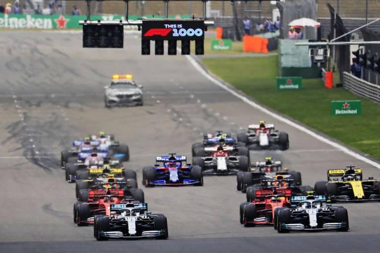 Trung Quốc đã hoãn đua xe F1 vì virus Covid-19, vì sao Việt Nam không hoãn?