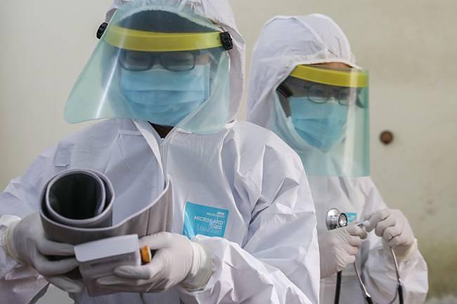 Tin vui: 8/9 người còn nằm viện tại Việt Nam vì nhiễm virus Covid-19 đã có kết quả xét nghiệm âm tính