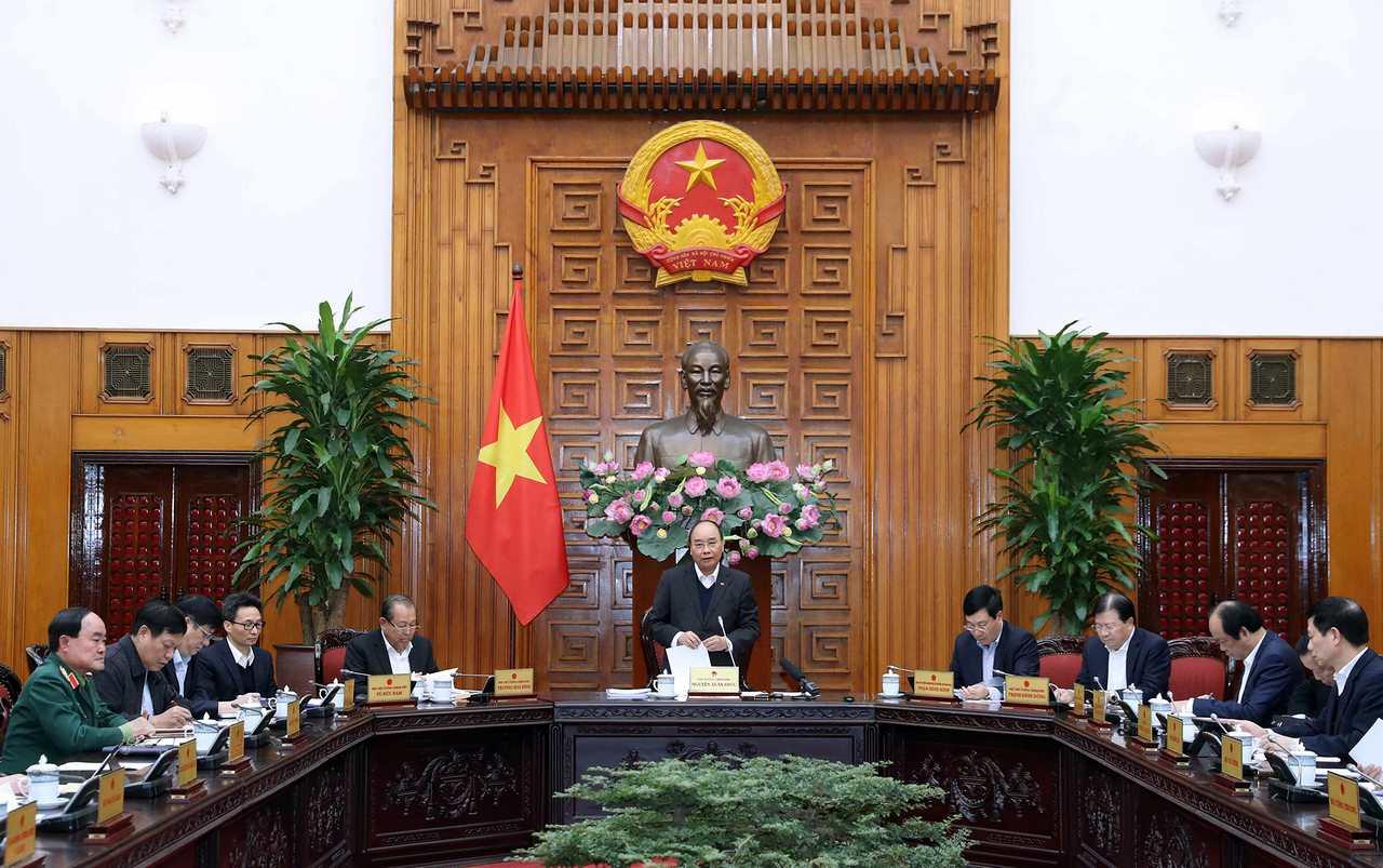 Thủ tướng: Chính phủ không chọn giải pháp dễ là đóng cửa mọi thứ khi chống dịch COVID-19